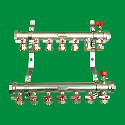 新型连体分水器