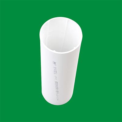 硬聚氯乙烯螺旋管材